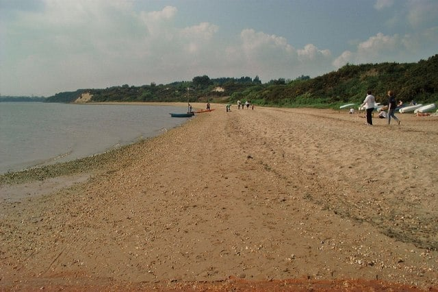 Hamworthy-beach