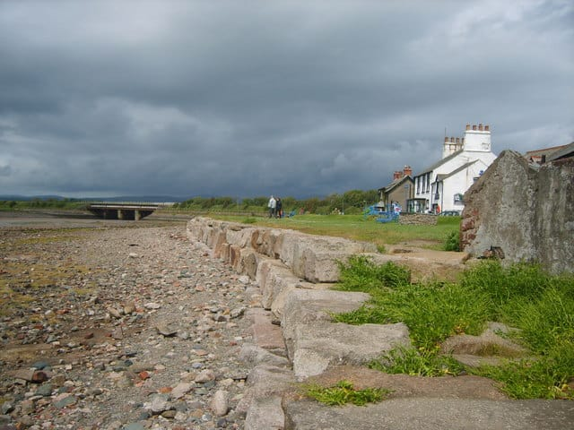 Ravenglass Beach, Egremont, Cumbria