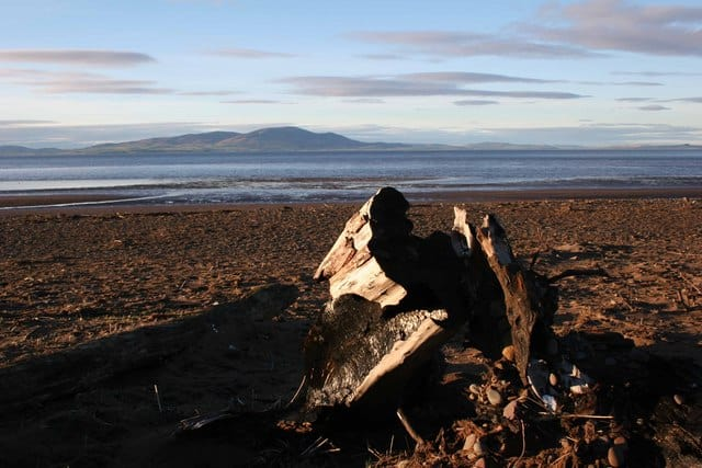 Silloth Beach, Silloth, Cumbria