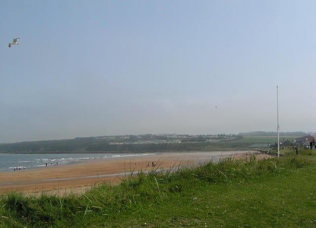 St Andrews East Sands Beach, St Andrews, Fife