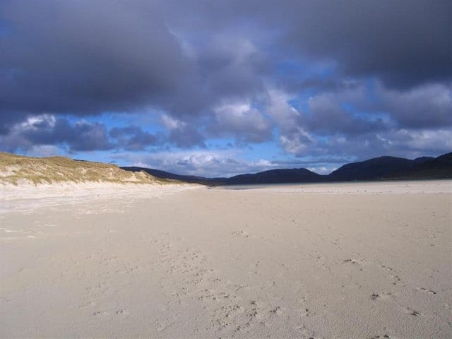 Rosamol Beach, Luskentyre, Isle of Harris, Outer Hebrides