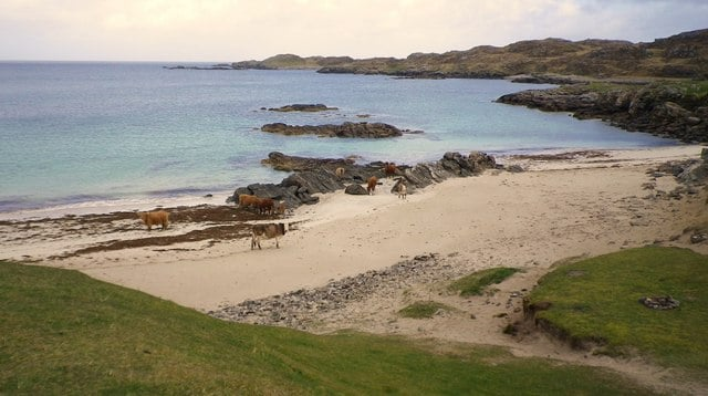 Bostadh Beach, Great Benera, Isle of Lewis, Outer Hebrides