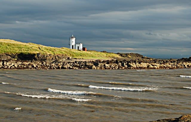 Elie Ruby Bay Beach, Earlsferry, St Monance, Fife