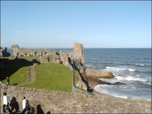 Castle Sands Beach, St Andrews, Fife