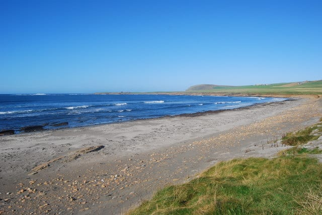 Warebeth Beach, Stromness, Orkney Islands