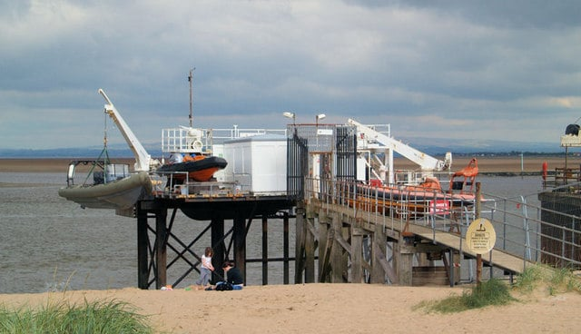Fleetwood-lifeboat-station