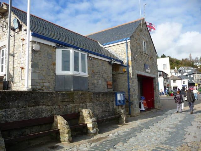 Lyme-Regis-lifeboat-station