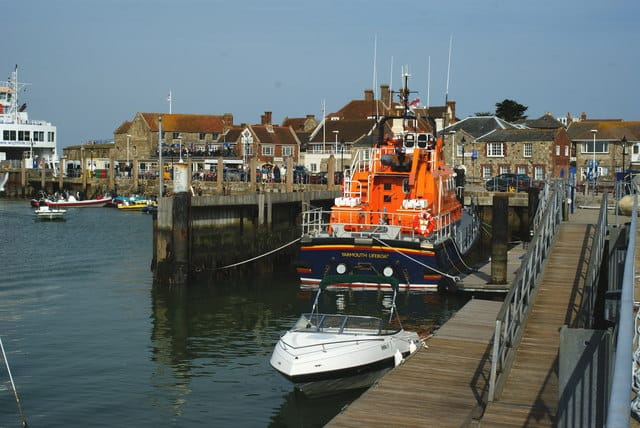 Yarmouth lifeboat station, Yarmouth, Isle of Wight
