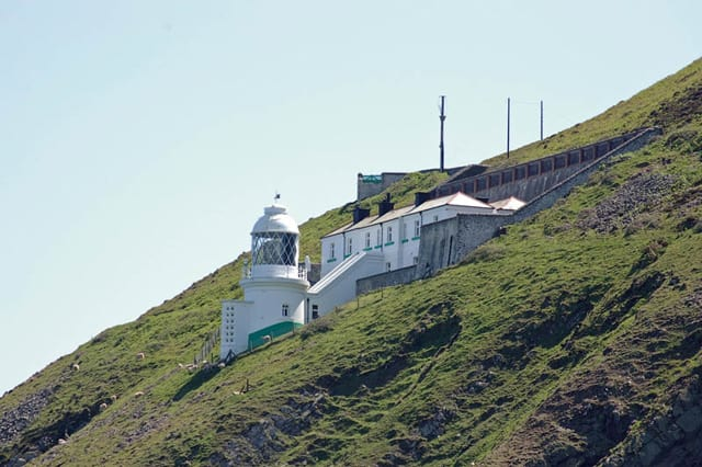 Lynmouth Foreland Lighthouse, Lynmouth, Devon