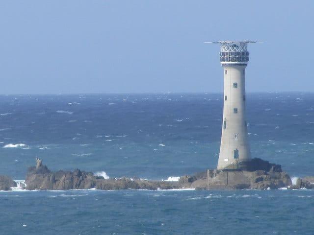 Les Hanois Lighthouse, Torteval, Guernsey