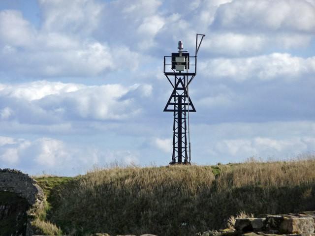Heugh Hill Lighthouse, Berwick-upon-Tweed, Northumberland