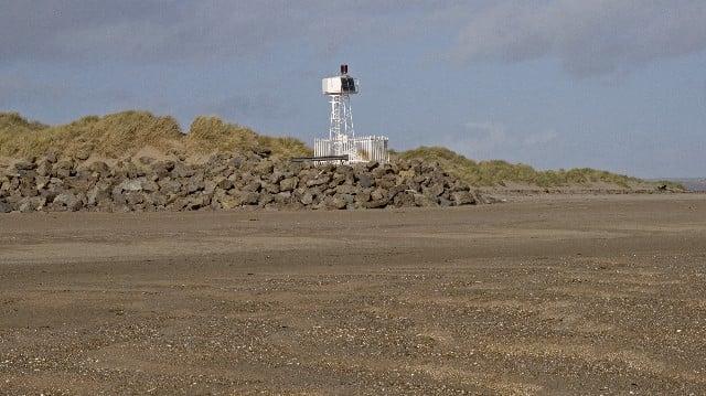 Crow Point Lighthouse, Appledore, Devon