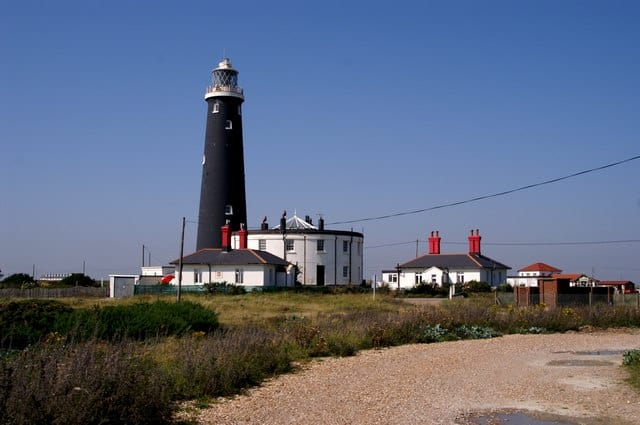 Dungeness-lighthouse