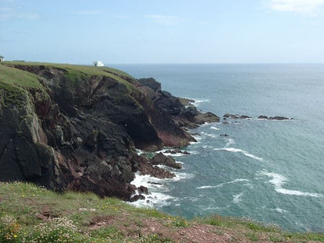 St Anns Head Lighthouse, Milford Haven, Pembrokeshire