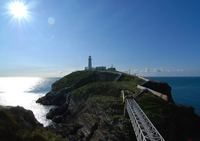 South Stack Lighthouse, South Stack, Isle of Anglesey