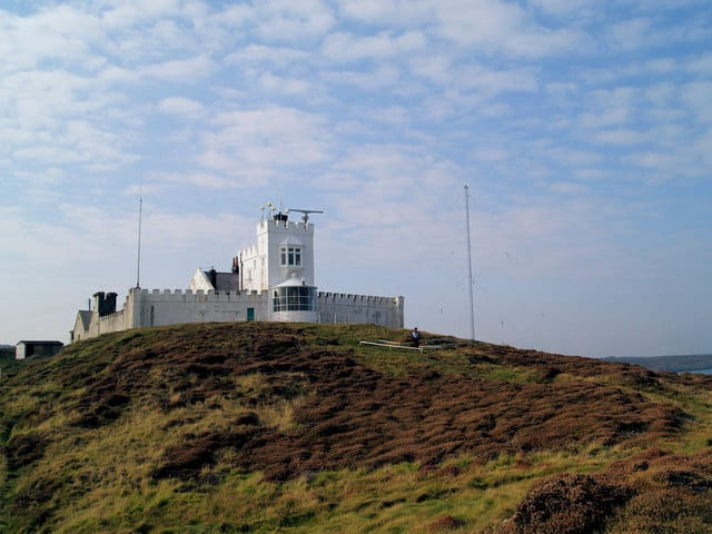 Point Lynas Lighthouse, Amlwch, Isle of Anglesey