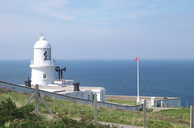 Pendeen Lighthouse, Pendeen, Cornwall