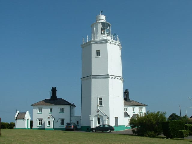 North Foreland Lighthouse, Broadstairs, Kent