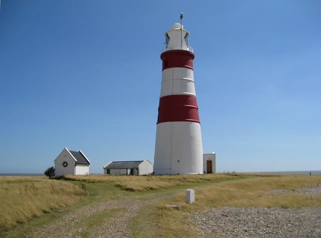 Orfordness Lighthouse, Orford, Suffolk