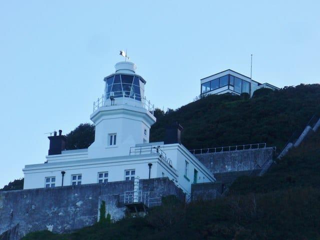 Sark Lighthouse, Isle of Sark, Guernsey