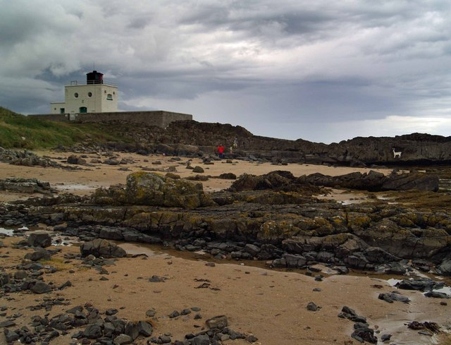 Bamburgh-Lighthouse