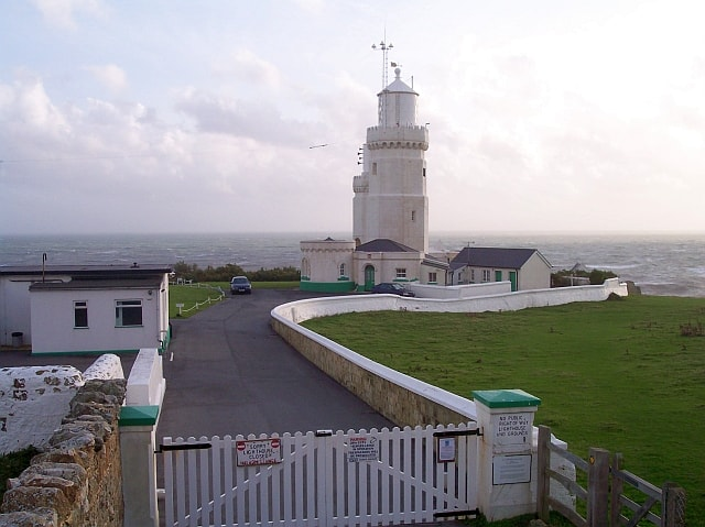 St Catherines Lighthouse, Niton, Isle of Wight