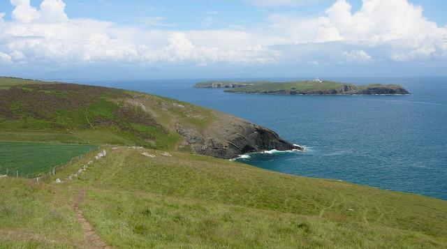 Tudwals Lighthouse, St. Tudwal, Llyn Peninsula, Gwynedd