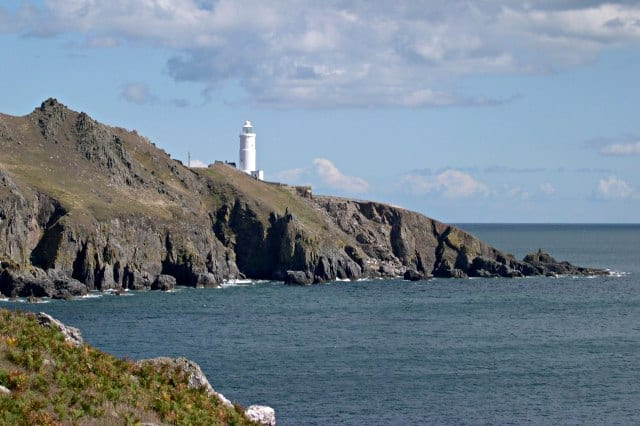 Start Point Lighthouse,Start Point, Devon