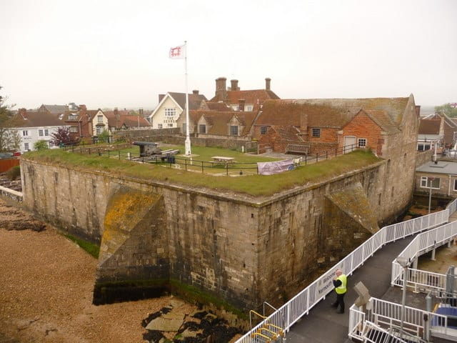 Yarmouth Castle, Yarmouth, Isle of Wight