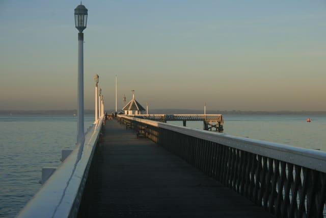 Yarmouth pier, Yarmouth, Isle of Wight
