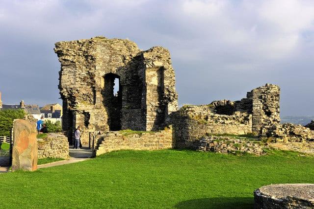 Aberystwyth-Castle