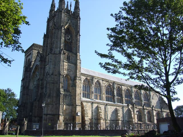 Bridlington Priory, Bridlington, East Riding of Yorkshire