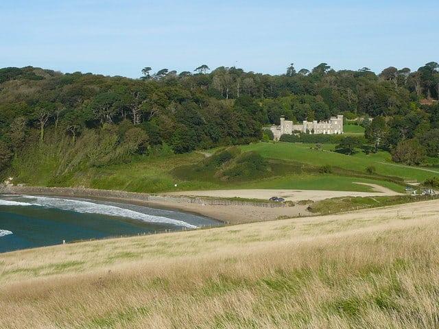 Caerhays-Castle