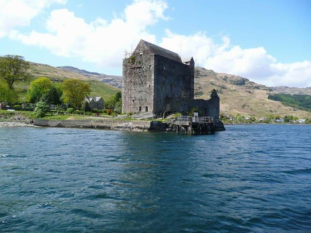 Carrick Castle, Lochgoilhead, Argyll and Bute