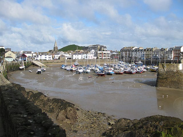 Ilfracombe Harbour, Ilfracombe, North Devon