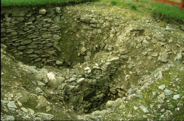Mine Howe, Orkney, Orkney Islands