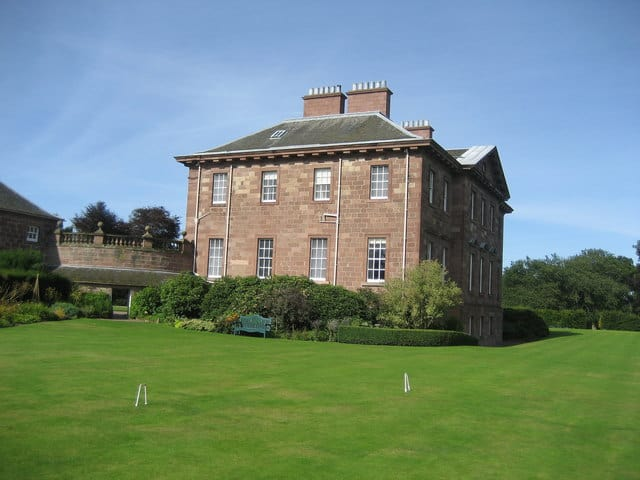 Paxton House, Berwick-upon-Tweed, Northumberland