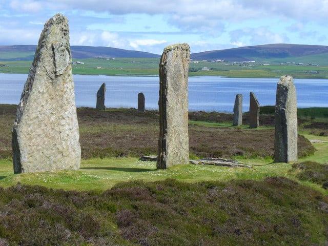Ring of Brogdar, Orkney, Orkney Islands