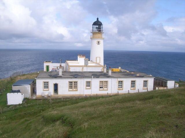 Tiumpan Head Lighthouse, Isle of Lewis, Outer Hebrides