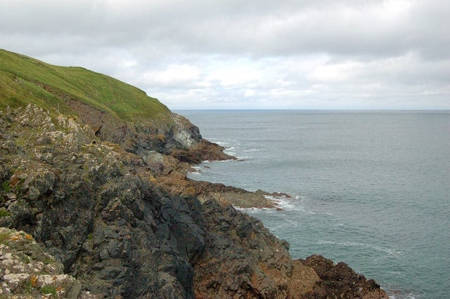 Stepper Point, Padstow, Cornwall