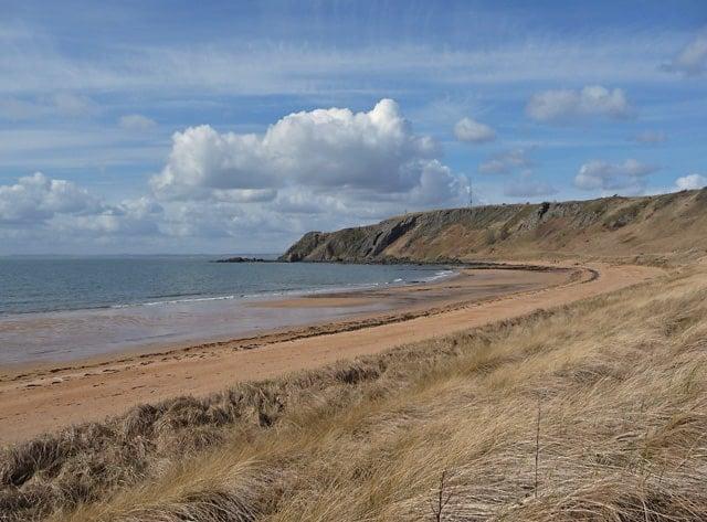Earlsferry West beach, Earlsferry, St Monance, Fife