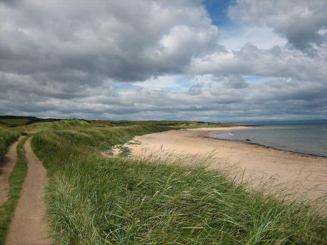 Kingsbarns-beach