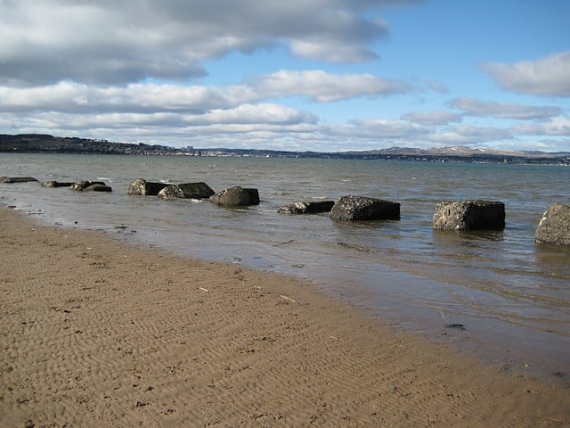 Tentsmuir Sands Beach, Tayport, Fife