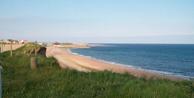 Kilkeel beach, Kilkeel, County Down