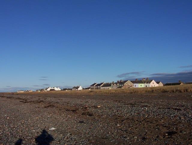 Allonby-beach