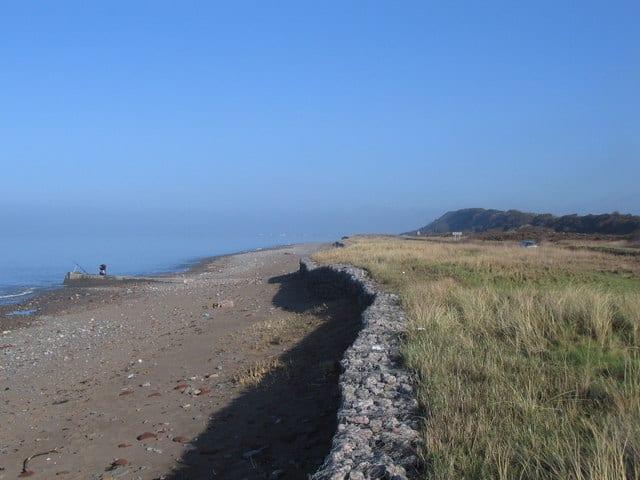 Crosscannonby Beach, Allonby, Cumbria