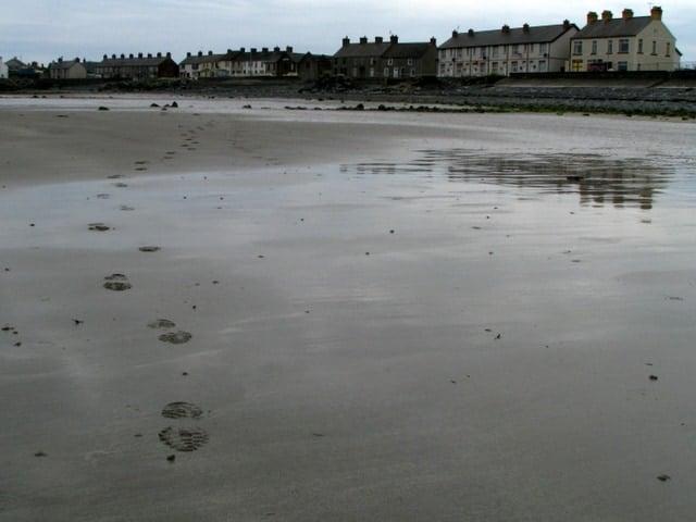Ballyhalbert Beach, Ballyhalbert, County Down