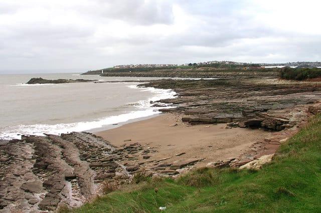 Bendricks beach, Barry, Vale of Glamorgan