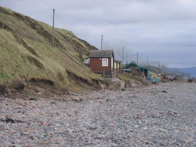 Braystones Beach, Egremont, Cumbria