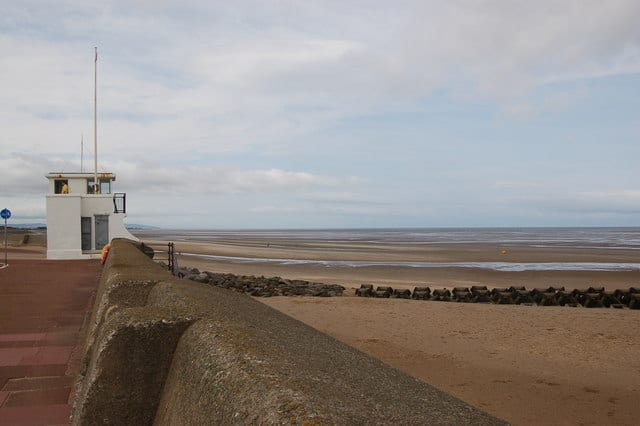 Wallasey-beach